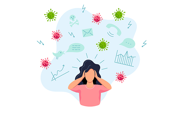Dealing with Anxiety during COVID-19